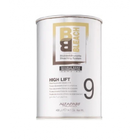 BB Bleach Pó Descolorante 9 tons 400gr Alfaparf
