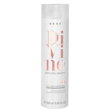 Braé Divine Home Care Absolutely Smooth - Condicionador Antifrizz 250ml