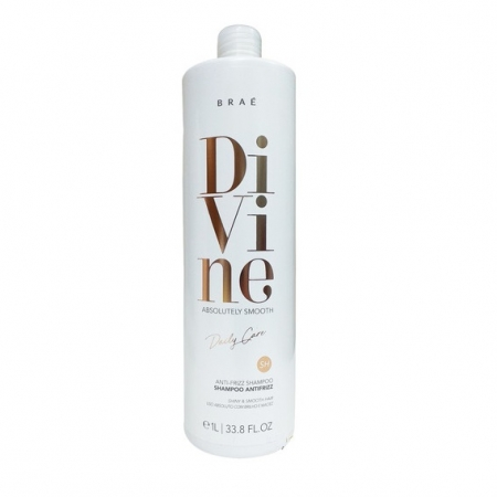 Braé Divine Shampoo Anti-Frizz 1L