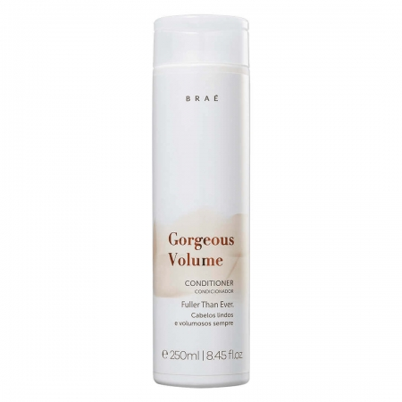 Braé Gorgeous Volume Condicionador 250ml