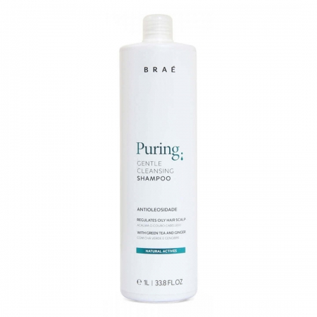 Braé Puring Shampoo Anti-Oleosidade 1L