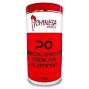 Chinesa Cosméticos Pó Descolorante Capilar Platinum 500gr - T