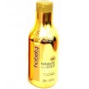 Condicionador Tecno Gold Hidratante Ouro Hobety 300ml