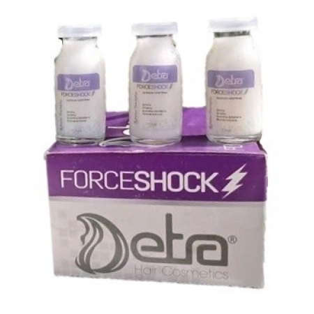 Detra Ampola Force Shock 9x17ml - R
