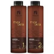 Escova Progressiva Tree Liss Max Bela 2x1L - R
