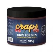 Felps Men Btox For Men Progressiva Masculina em Massa Craps 500g - P