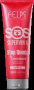 Felps Profissional Shampoo SOS Supervin A Stop Queda 250ml