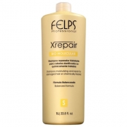 Felps Profissional Shampoo Xrepair Bio Molecular 1L