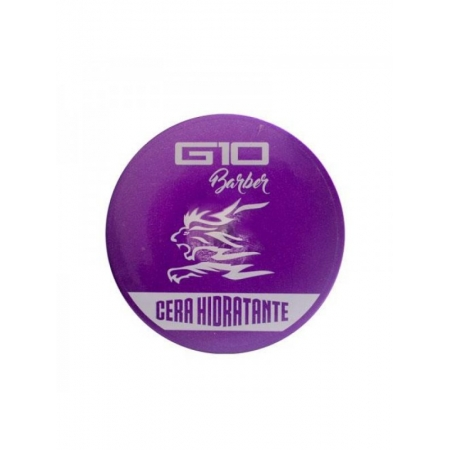 G10 Barber Cera Hidratante 240g