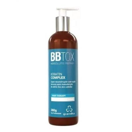 Grandha Keratin Complex Hair Therapy BBTOX - 360g