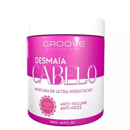 Groove Desmaia Cabelo - Máscara 500g