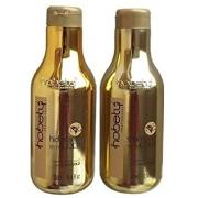 Hobety Tecno Gold Shampoo e Hidratante 2x300ml