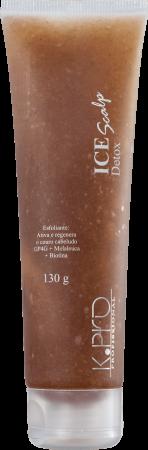 K Pro Ice Scalp Detox - Esfoliante Do Couro Cabeludo 130 gr - R