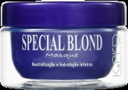 K Pro Special Blond Masque - Máscara Desamareladora 165g - R