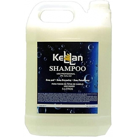 Kellan Shampoo Perolado Victoria Secrets 5Lts