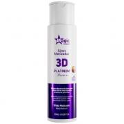 Magic Color Máscara Gloss Matizador 3D Platinum Branco 500ml - R
