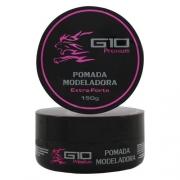 Pomada Modeladora Efeito Matte Extra Forte G10 Premium 150gr