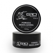 Pomada Modeladora G10 Black Extra Forte 150gr