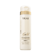 Redutor de Volume Ykas Liss Treatment Gold Step 2 - 300ml