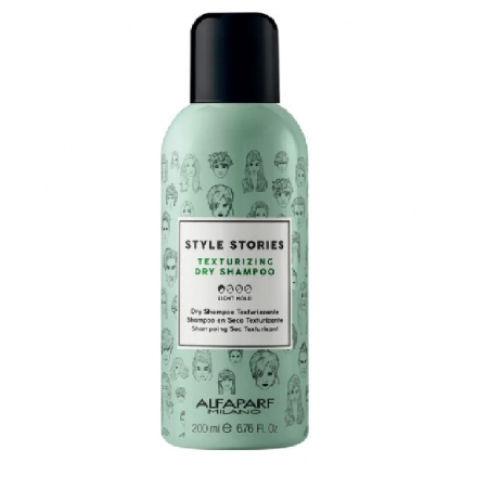 Shampoo a Seco Style Stories Texturizing Alfaparf  200ml