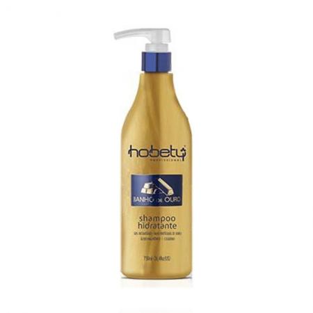 Shampoo Banho de Ouro Hobety 750ml