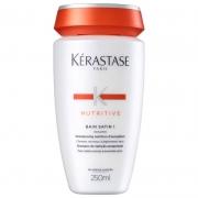 Shampoo Cabelos Normais Nutritive Bain Satin 1 Kérastase - 250ml
