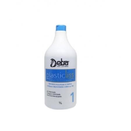 Shampoo Plastic Liss Passo 1 Detra - 1000ml