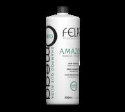 Shampoo Que Alisa Ômega Zero Amazon Felps 500ml