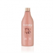 Shampoo Rose Gold Hobety 750ml