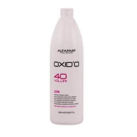 Água Oxigenada Oxidante 1L - 40 Volumes Alfaparf