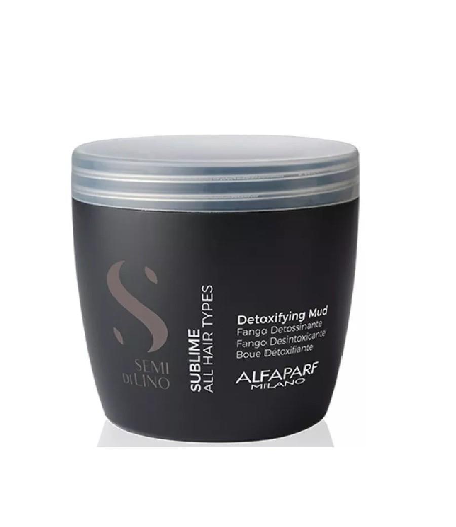 Alfaparf Semi Di Lino Sublime Detoxifying Mud 500ml Detox