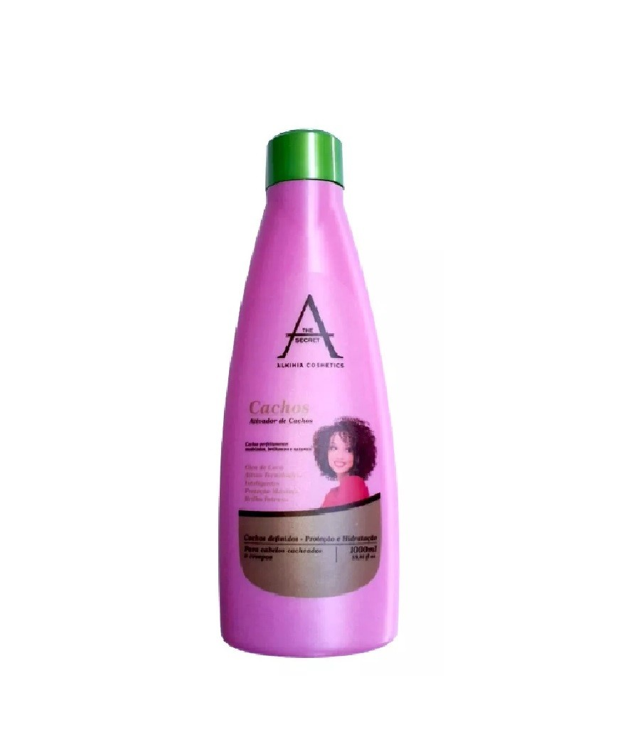 Alkimia Cosmetics Ativador De Cachos Alkimia - 1L