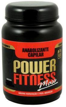 Anabolizante Capilar Power Fitness Mass Floractive 350gr - P