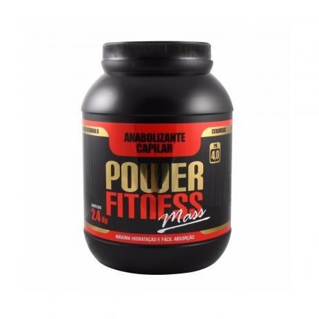 Anabolizante Capilar Power Fitness Mass Floractive 750g - P