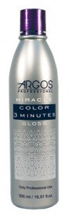 Argos Professional Miracle Color 3 Minutes Gloss 500ml - T