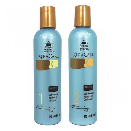 Avlon KeraCare Dry & Itchy Scalp Shampoo 240ml + Conditioner 240ml - G