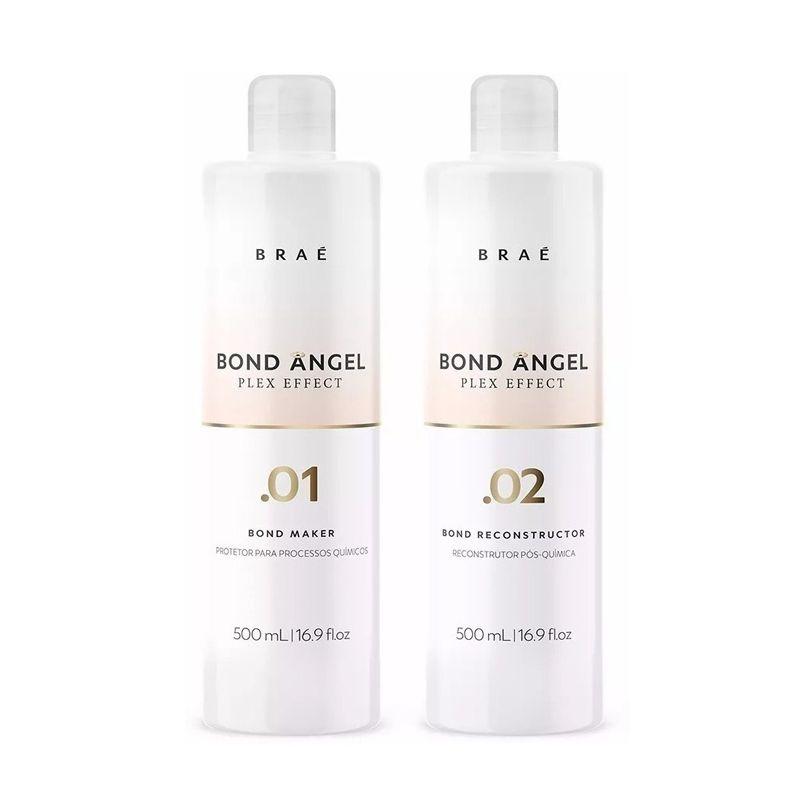 Braé Bond Angel - Kit Profissional 2x500ml