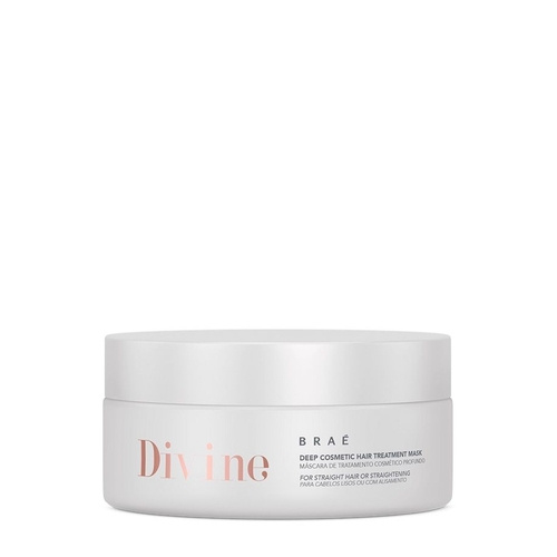 Braé Divine Home Care Máscara Anti-Frizz 200g