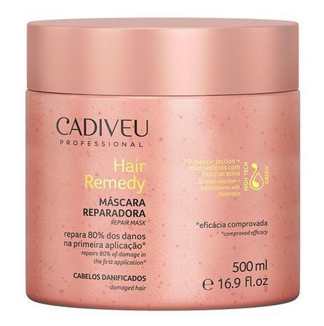 Cadiveu Hair Remedy Máscara Reparadora 500 ml - P