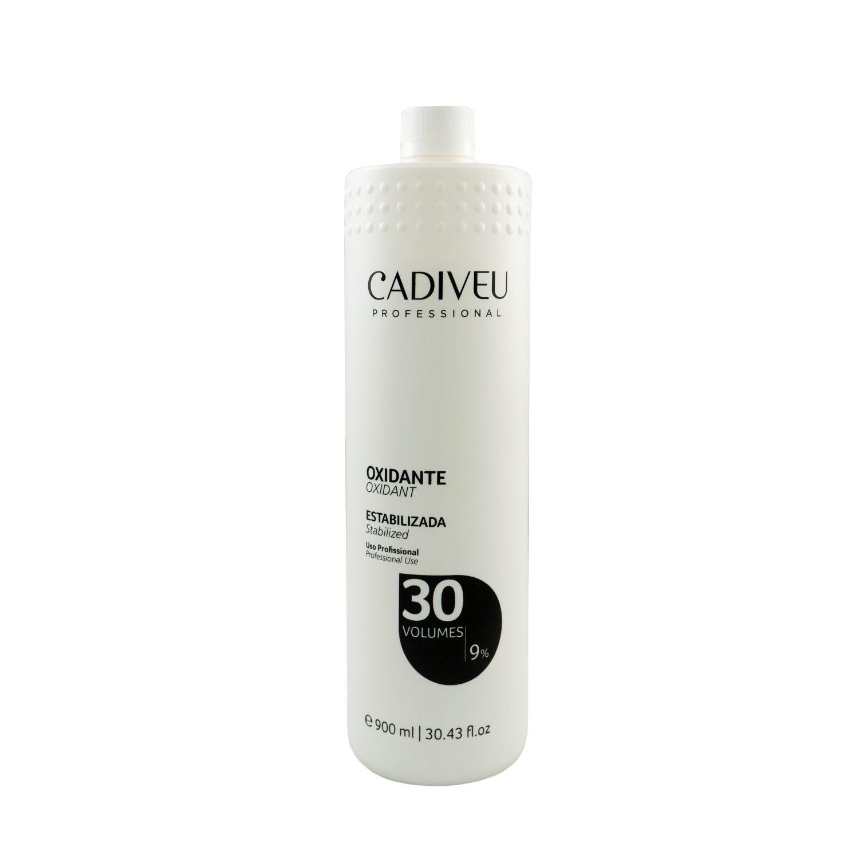 Cadiveu Oxidante 900ml 30 volumes - P