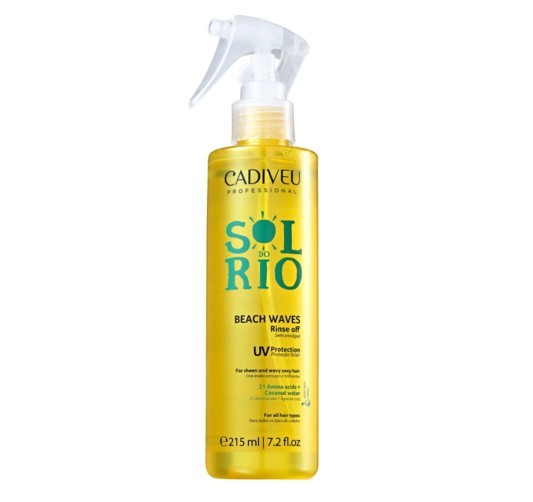 Cadiveu Sol do Rio Beach Waves - Spray Texturizador 215ml - P