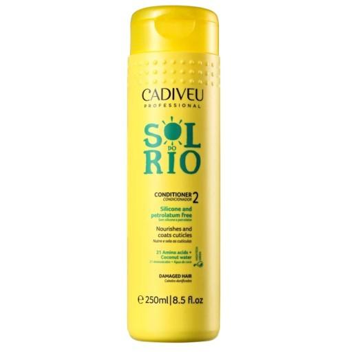 Cadiveu Sol do Rio - Condicionador 250ml - P