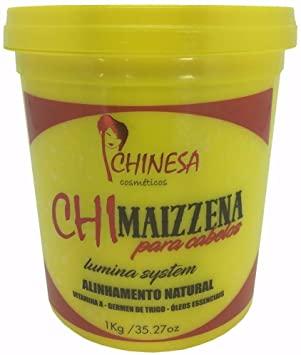 Chinesa Cosméticos Maizzena Creme Restaurador Hidratante 1kg - T