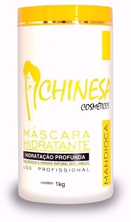 Chinesa Cosméticos Máscara de Hidratação de Mandioca 1Kg - T