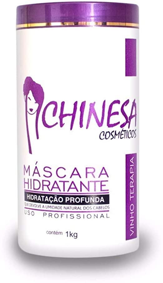 Chinesa Cosméticos Máscara de Hidratação Vinho Terapia 1Kg - T