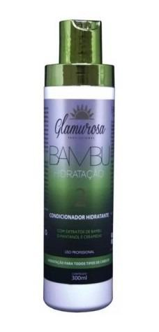 Condicionador Glamurosa Bambu 300ml