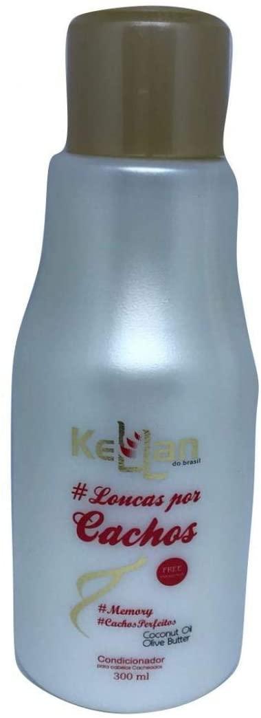 Condicionador Loucas por Cachos Kellan 300ml