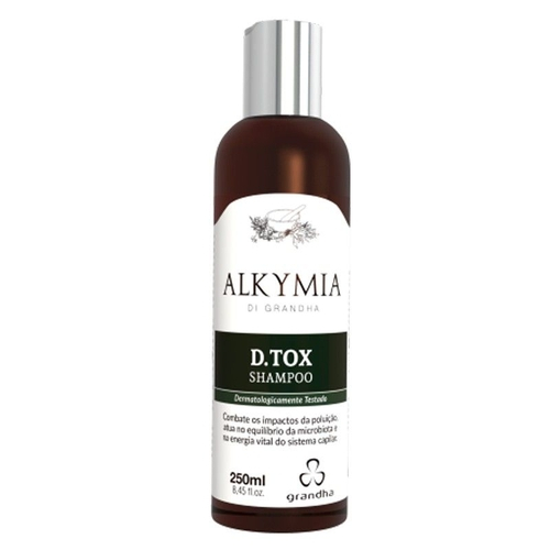 D.Tox Shampoo Alkymia Di Grandha - 250ml