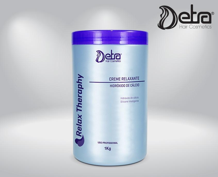 Detra Creme de Relaxamento Hidróxido de Cálcio 1kg - R