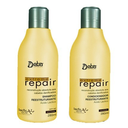 Detra Extreme Repair Kit Duo - R